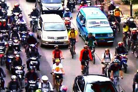 B 2 W in Jakarta