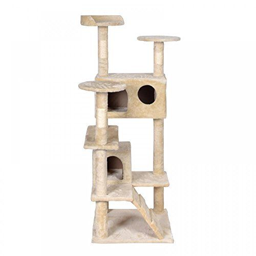 BestPet Beige Cat Tree Tower Condo Furniture Scratch Post Kitty Pet House BestPet http://www.amazon.com/dp/B0188V0U0C/ref=cm_sw_r_pi_dp_WVXexb0CVE1JN