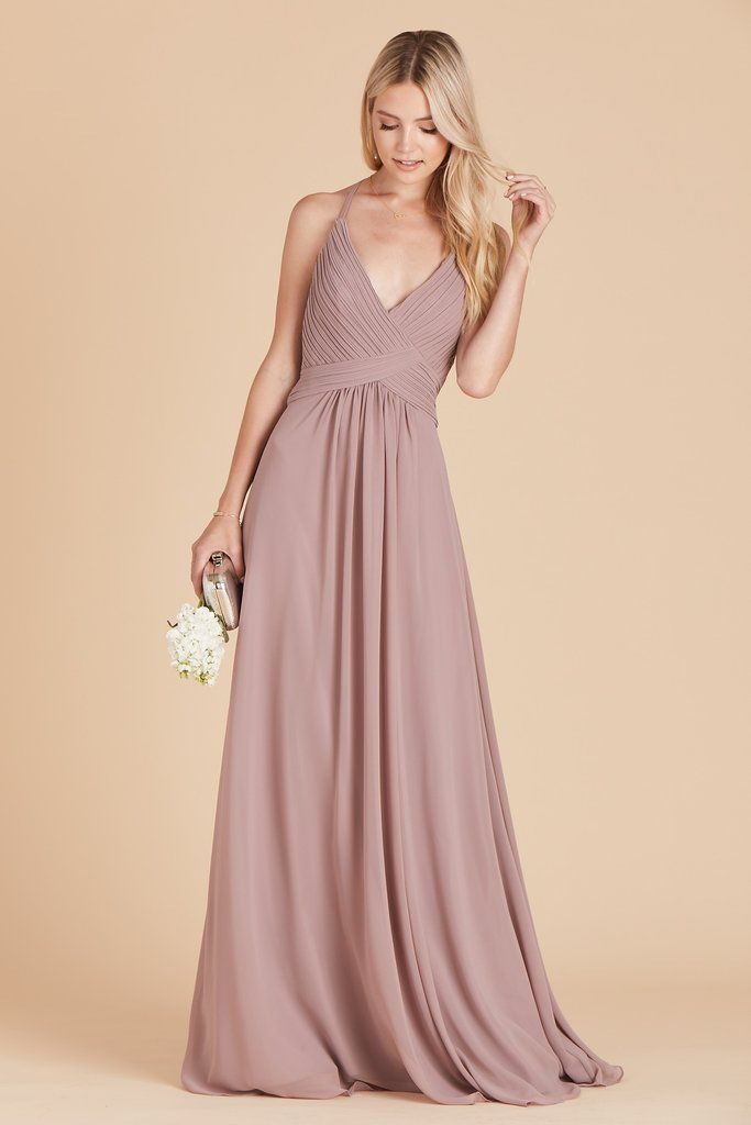 970bb8ec442 Mikey Dress - Mauve in 2019