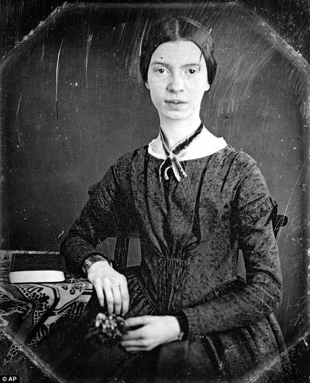 Emily Dickinson Born December 1830 in Massachusetts. She is known as a prominent poet and it is known that her strong influences included Leonard Humphrey and Benjamin Franklin Newton. Her poems were published at the time of her death and they were mostly journals she had written over the years and later found by her sister.