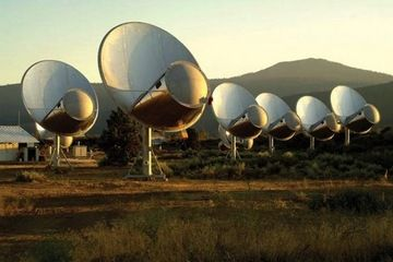 seti telescopes