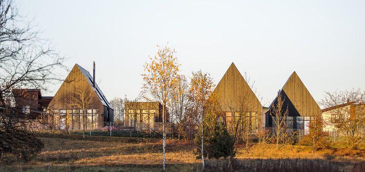 Domi Lini / AKETURI ARCHITEKTAI – nowoczesna STODOŁA | wnętrza & DESIGN | projekty DOMÓW | dom STODOŁA