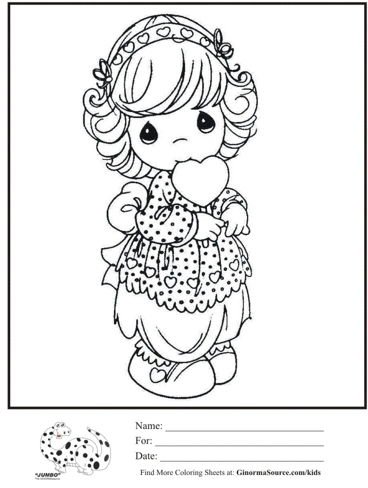 1000+ images about Precious Moments Coloring Pages /QUILT ...