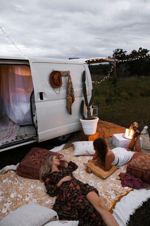 Más de 70 lindas ideas de interiores para dormitorios para campistas – Henriette Kjeldal – #C …