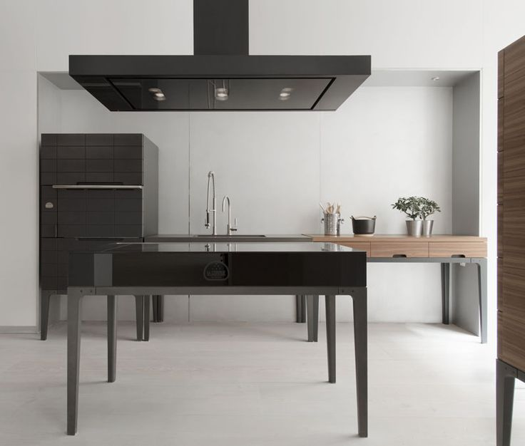 The W Collection By Jean Michel Wilmotte For La Cornue Marks A Sleek  Departure For The Producer Of Vintage Style Kitchens   Pictured Are The  Oven Tower, ...