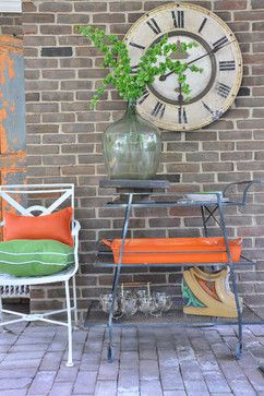 Crazy for Wall Clocks ~ Humpdays with Houzz - Town & Country Living