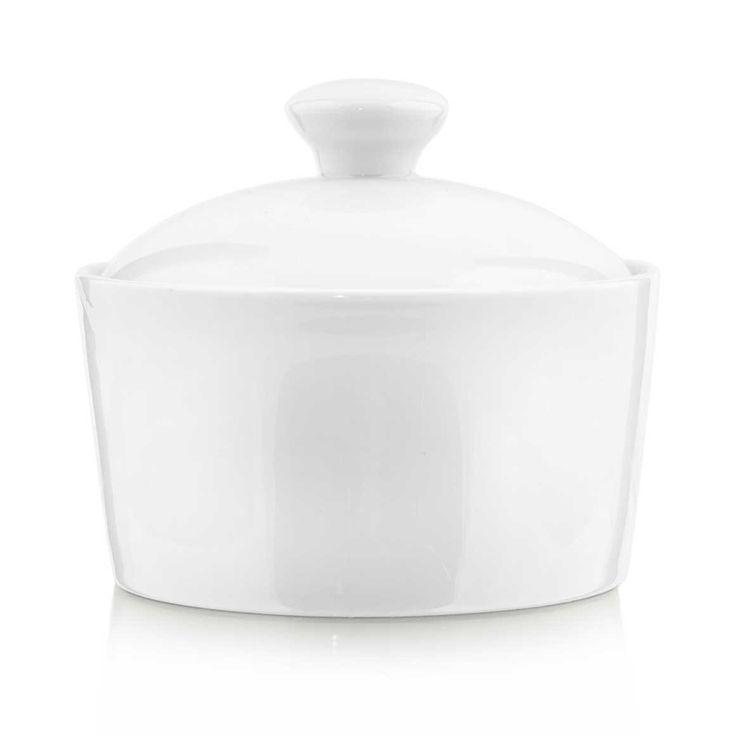 Lisboa Porcelain Sugar Bowl