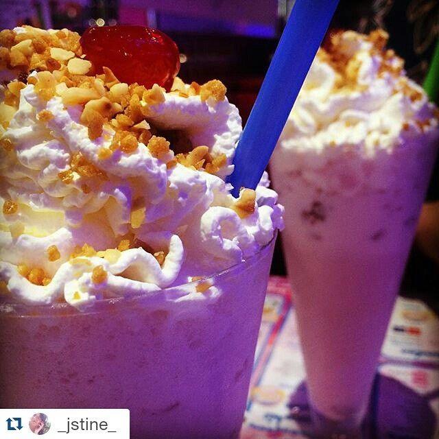 #picoftheweek so delicious milkshake, immortalisé by @_jstine_ ・・・ #milkshake #memphiscoffee