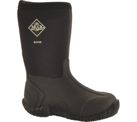 Children&39s Muck Boots Rover II Outdoor Sport Boot RVT-000 - Black