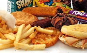 Children are exposed to junk food messages for up to three hours a week while playing junior sport.