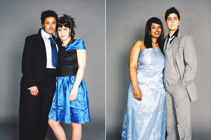Awkward Prom Photos Have Gone Queer, And We Couldn't Be Happier