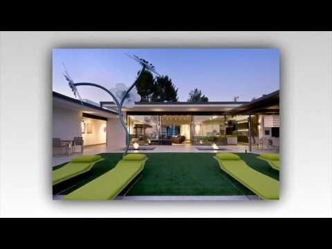 Matthew Perryu0027s House In Hollywood Hills   2016 ($8.65 Million) (Inside U0026  Outside
