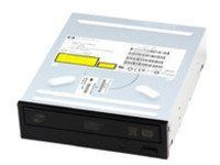 16x HP SATA DVD-RAM/R/RW DL LightScribe Super Multi Serial ATA Internal 5.25 Black 447310-001 447310001
