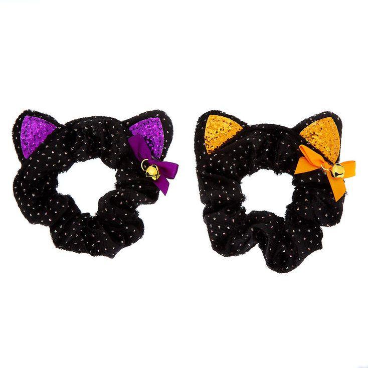 Scrunchie ~ Pink Leopard Scrunchie ~ Designer Boutique Scrunchie ~ Hair Cloud ~ Bun Holder ~ Messy Bun