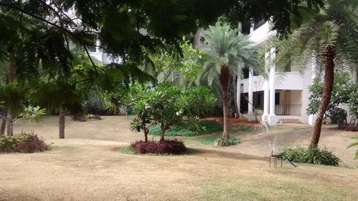 If you have a garden and a library, you have everything you need. at Agni College Of Technology