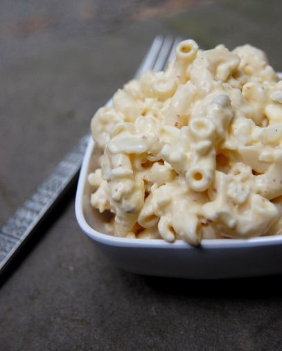 Egg-cellent Macaroni Salad (Easy old-fashioned macaroni salad) | Neo-Homesteading