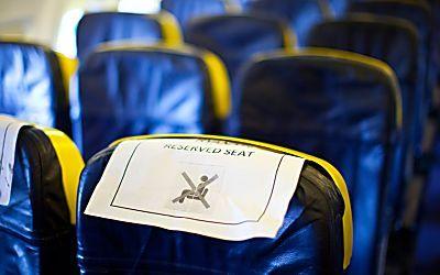 4 Tricks, wie man an die besten Plätze im Billigflieger kommt