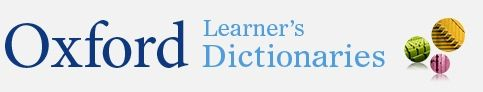 Oxford learner's dictionaries.
