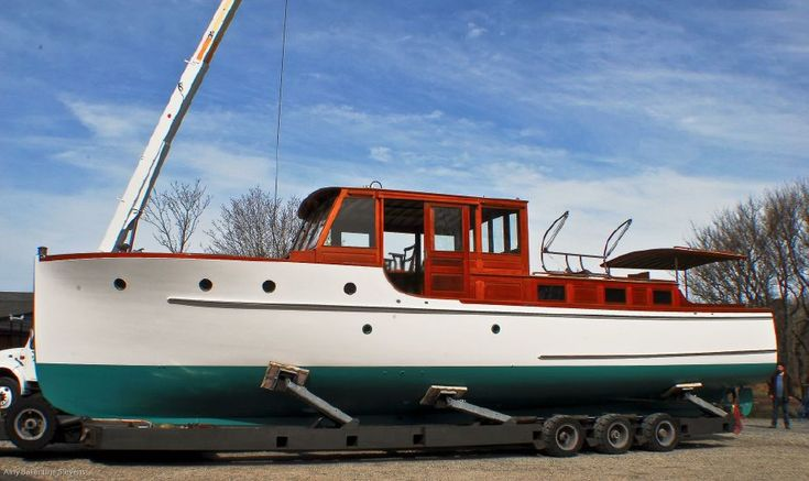 1931 Herreshoff Power Cruiser Power Boat For Sale - www.yachtworld.com