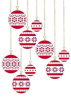 Christmas Bauble ~ Henny Donovan