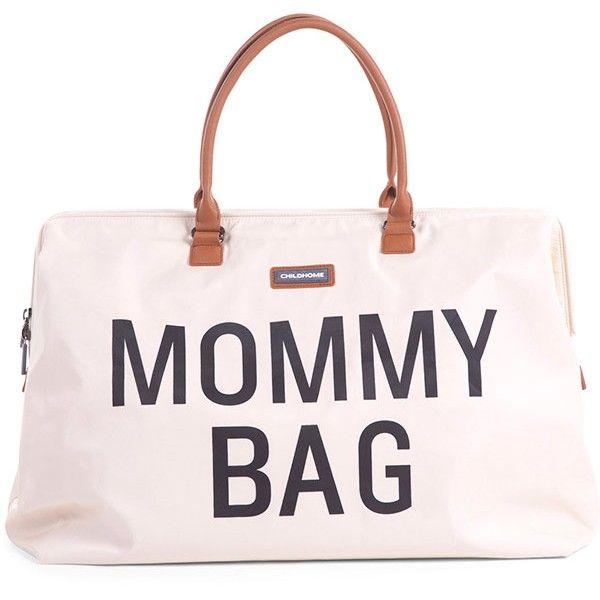 #Childwood - luiertas - weekendtas XL - #Mommy bag - ecru #fashion #blackandwhite #monochrome #littlethingz2