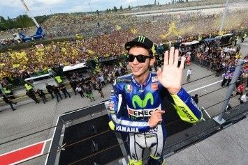 MotoGP: Valentino Rossi is declared doctors ready for the Grand Prix of Italy