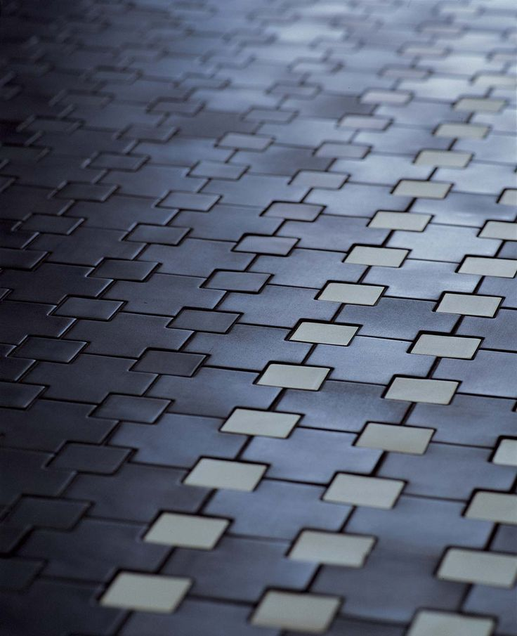 Decorative ceramic tile for original floor design: Link Casamood Collection