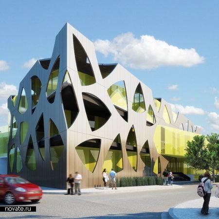 Торговый центр от Pascal Arquitectos