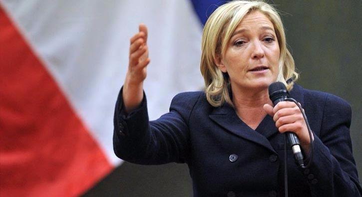 #DÜNYA Irkçı Le Pen'e soruşturma şoku: Fransa'da savcılık, liderliğini Marine Le Pen'in yaptığı aşırı sağcı Ulusal Cephe Partisi hakkında…