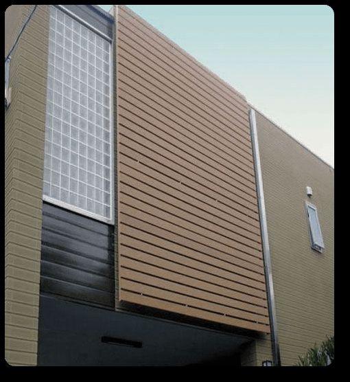 25 melhores ideias de revestimientos para exteriores no - Revestimientos para fachadas ...