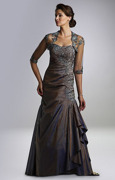 Rina di Montella RS1422 Mother of the Bride Dress