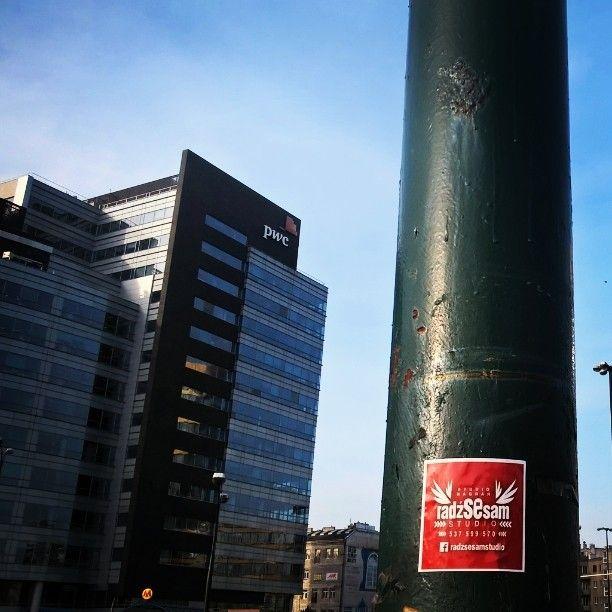 #wlepki #Warszawa #radzsesam #studio