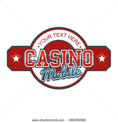 Stock Images similar to ID 193060337 - casino mobile sign