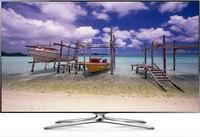 """60"""" 1080p 3D LED TV 3D TV (includes 4 pairs of Samsung active 3D glasses),LED edge backlight with Micro Dimming for superior picture contrast with deep black levels,Internet-ready Smart TV... More Deta"""