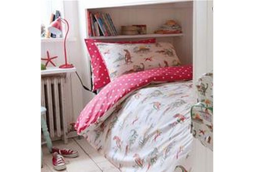Brighten up a kids 39 bedroom with this fun dinosaur print for Cath kidston bedroom designs