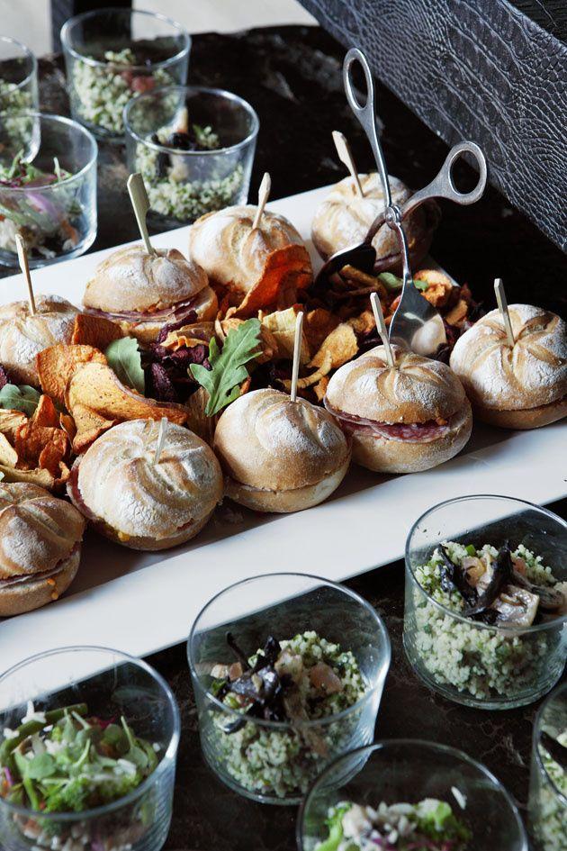 Hotel Arts:brunch con tortilla de ibéricos...