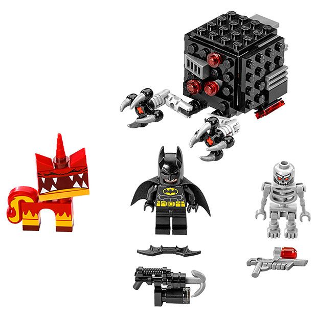 LEGO® Movie Batman™ & Super Angry Kitty Attack 70817