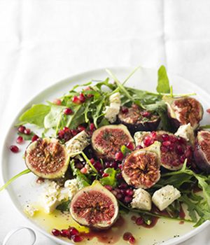 Best braai salads fig and pmegranate salad