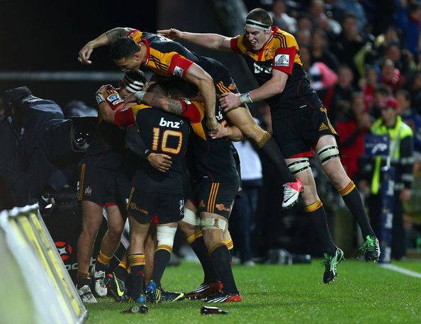 Sonny Bill Williams Photos: Super Rugby Final - Chiefs v Sharks