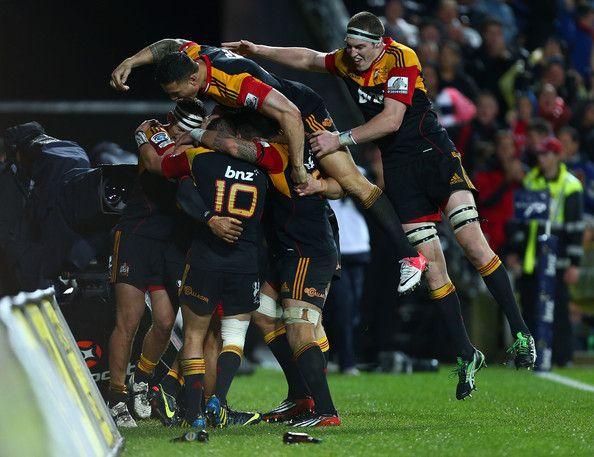 Sonny Bill Williams Photos: Super Rugby Final - Chiefs v Sharks