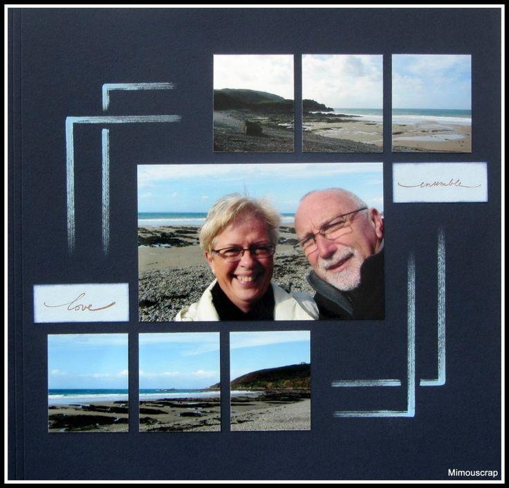 Cotentin 2012 - Baie d'Ecalgrain - Le scrap européen de Mimouscrap