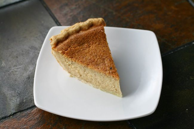 Post image for Spiked Eggnog Pie