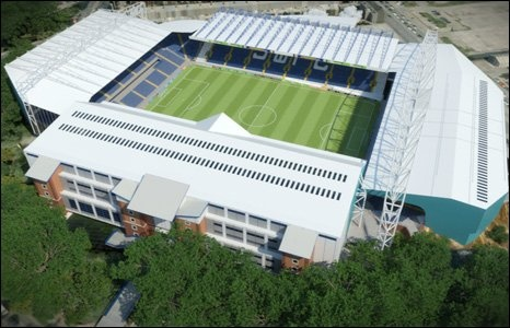 Hillsborough-home to Sheffield  Wednesday