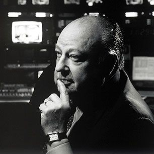 """The Chairman: Roger Ailes at Fox News. The network says his """"dear friend"""" Rush Limbaugh, """"is a reflection of him."""""""