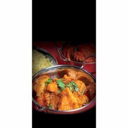 Recipe for Chicken Tikka Masala (Bhaji Man)