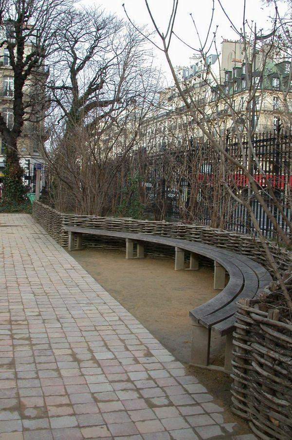 Jardin medieval du musee de Cluny 1