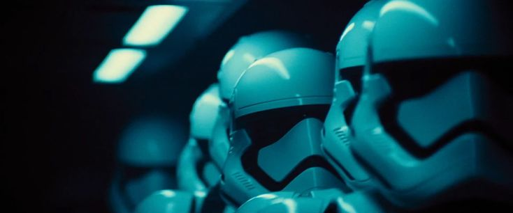 Star Wars 7 Trailer Analysis: A Closer Look At The Visuals & Story - New Stormtrooper Designs