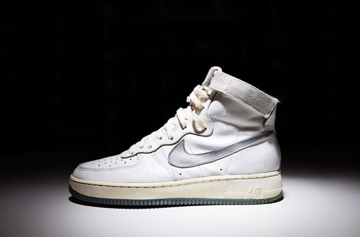 The History of the White on White Air Force 1, Nike's Perfect Sneaker | Complex