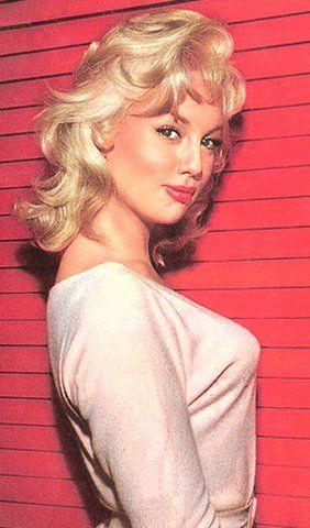 Блондинка katy mylene