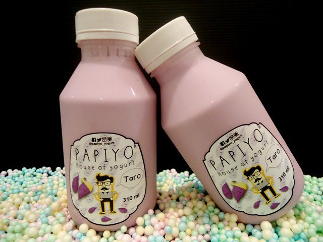 Taro Yogurt